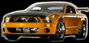 Ford Mustang GT-R, one Cool A$$ Car