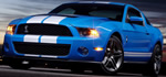 2011 Ford GT500 Supercharged 5.4 V8