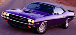 Dodge Challenger 426 Hemi powered